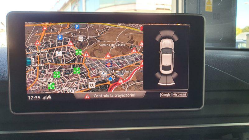 AUDI A5 2.0 TDI Coupe 190CV S line pantalla