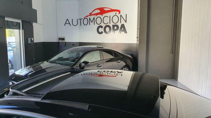 AUDI A5 2.0 TDI Coupe 190CV S line vista techo corredizo y panoramico