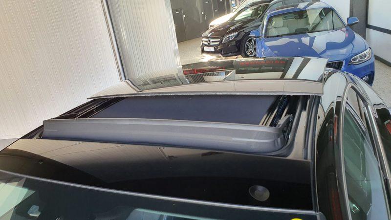 AUDI A5 2.0 TDI Coupe 190CV S line vista techo corredizo y panoramico abierto