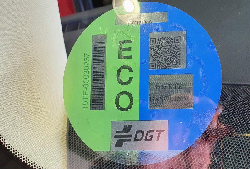 LEXUS CT 1.8 200h Business 5p distintivo ambiental
