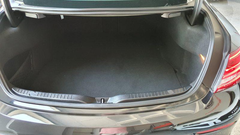 MERCEDES-BENZ Clase C Coupe 250d AMG Line interior del maletero