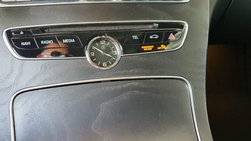 MERCEDES-BENZ Clase C Coupe 250d AMG Line panel de control de audio