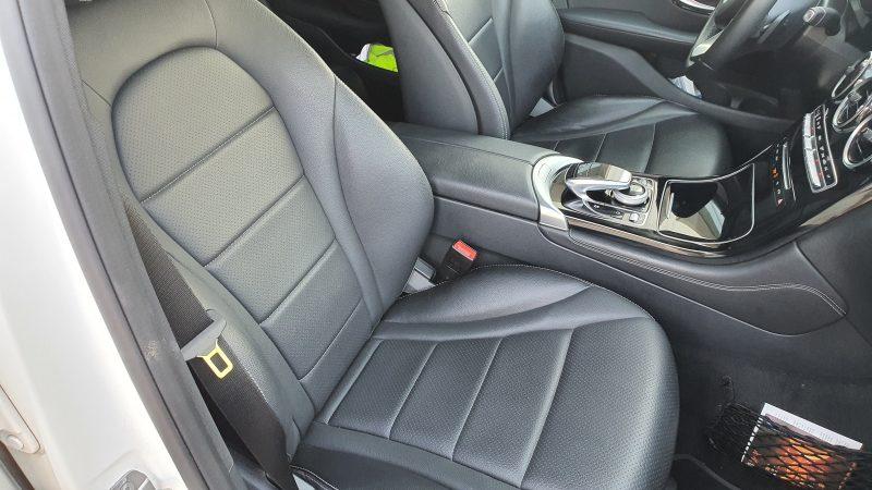 MERCEDES-BENZ Clase GLC 250d 4MATIC 5p asientos delanteros