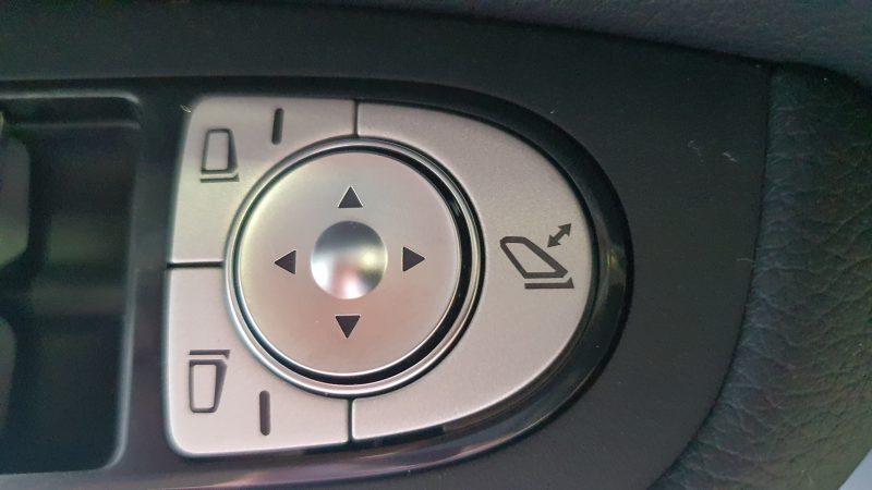 MERCEDES-BENZ Clase GLC 250d 4MATIC 5p control de espejos retrovisores en puerta de conductor
