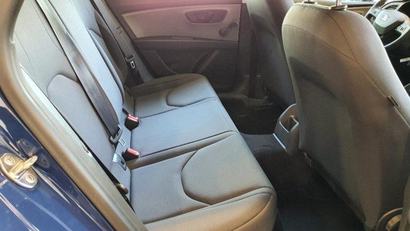SEAT Leon ST 1.6 TDI StSp Reference asientos traseros
