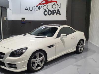 Mercedes Benz SLK segunda mano