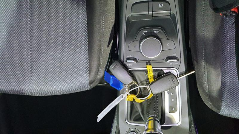 Dos llaves