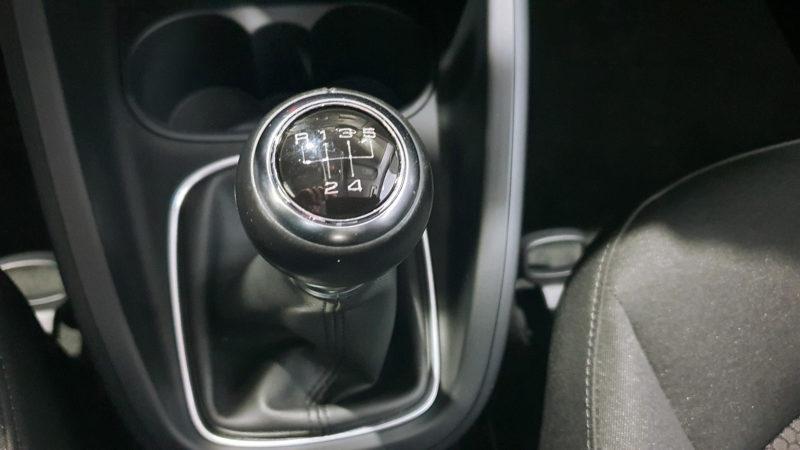 Palanca de cambio del Audi A1 1.0 TFSI