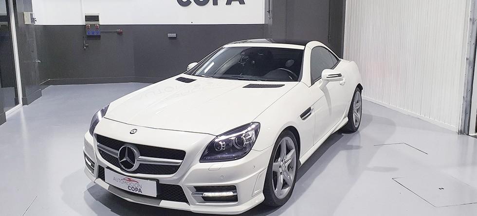 Los mejores Mercedes de segunda mano