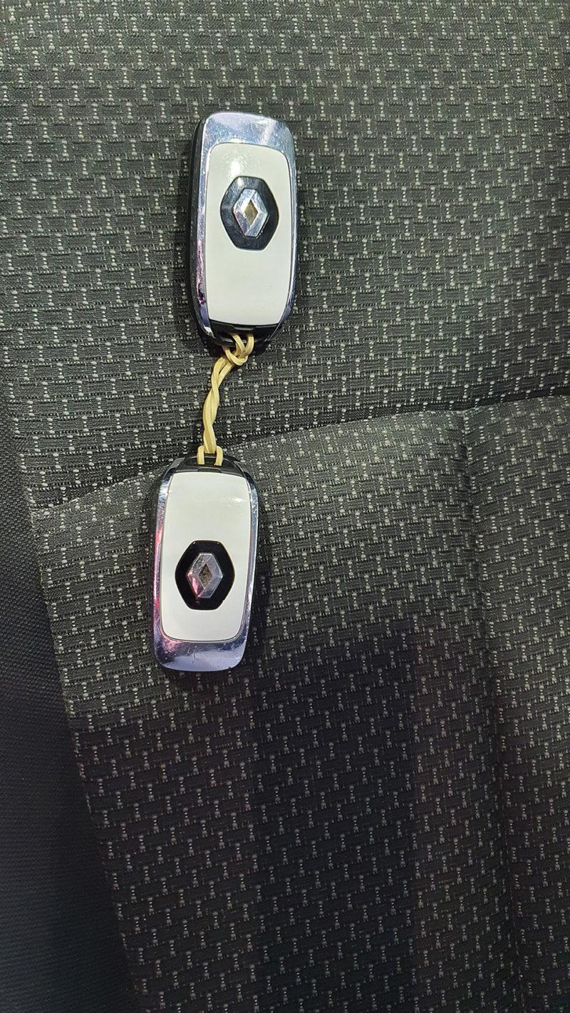 Mandos Renault Kadjar Intens Energy
