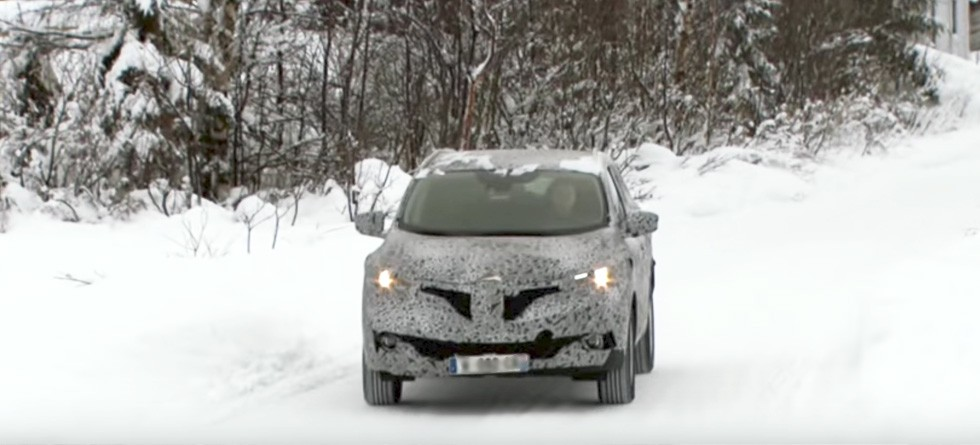 Renault Kadjar, un coche para ir a la nieve y disfrutar con seguridad