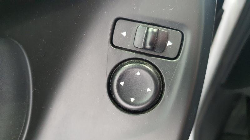 Botones espejos Renault Kadjar