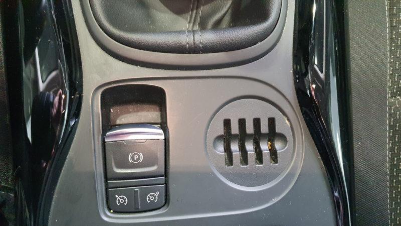 Control freno mano y velocidad Renault Kadjar