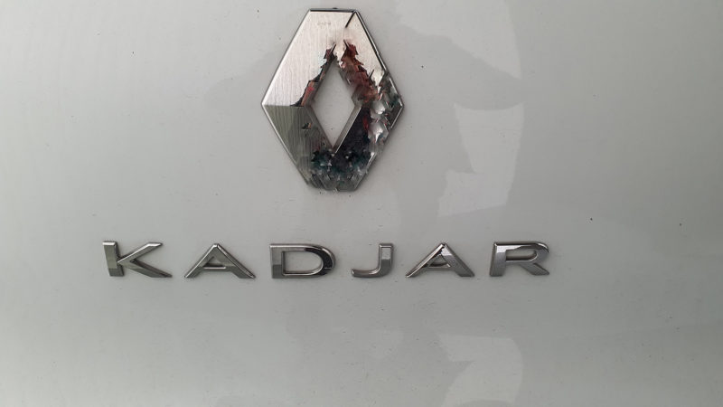 Logo Renault Kadjar Intens