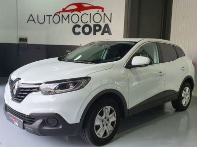 Vista lateral Renault Kadjar Intens Energy TCe 130 5p