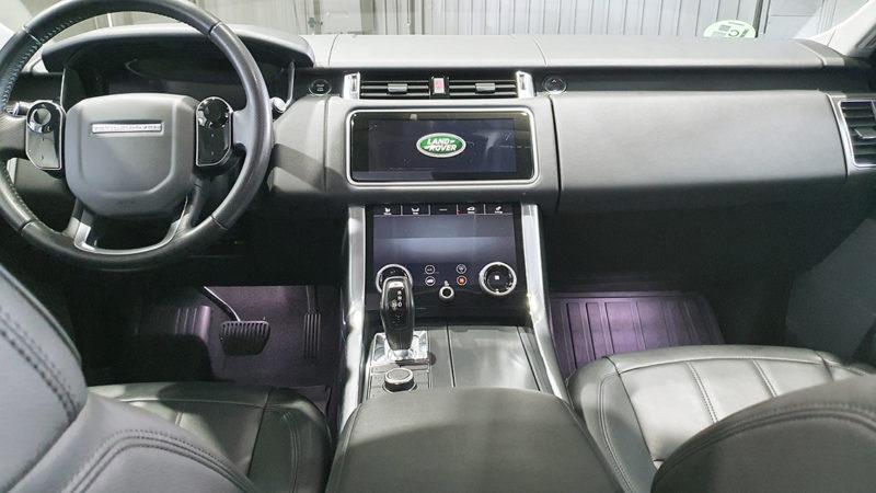 Range Rover Sport 3.0 TDV6 de segunda mano, interior