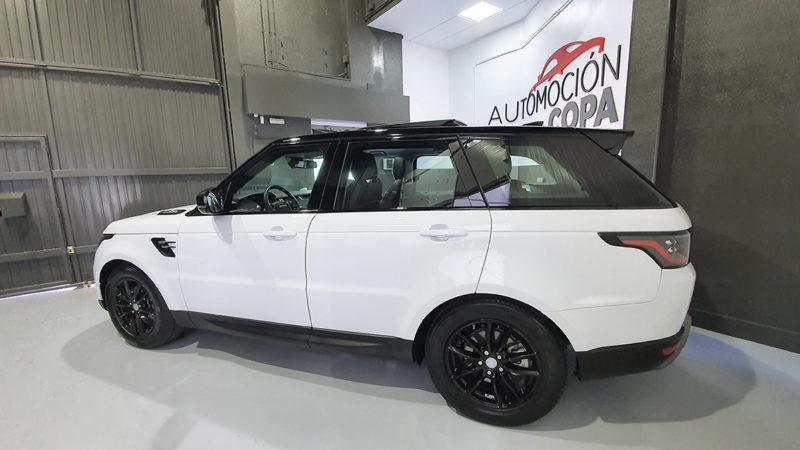 Range Rover Sport 3.0 TDV6 de segunda mano, vista izquierda
