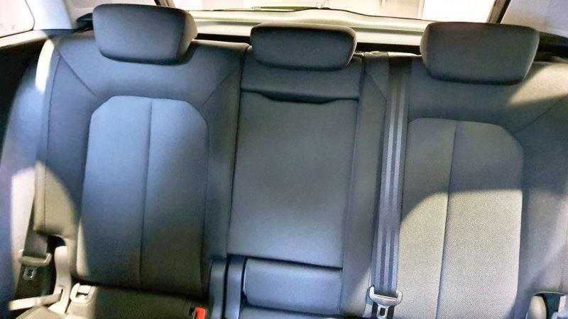 AUDI Q3 35 TDI segunda mano, asientos traseros