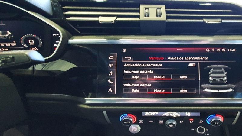 AUDI Q3 35 TDI segunda mano, asistente aparcamiento