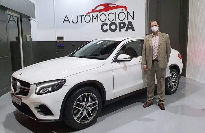 Cliente satisfecho de Automoción Copa en Fuenlabrada