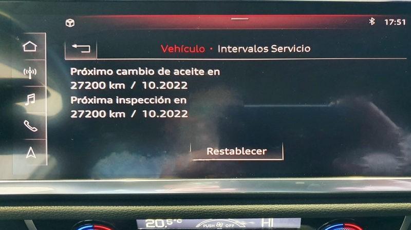 AUDI Q3 35 TDI de segunda mano