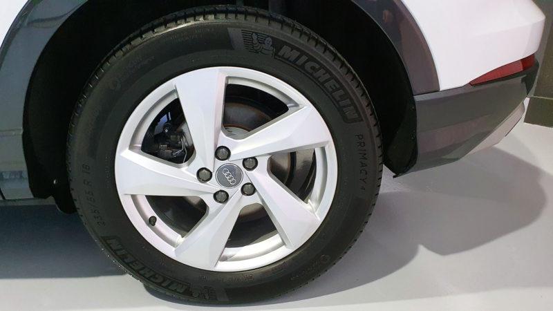 Rueda Audi Q3