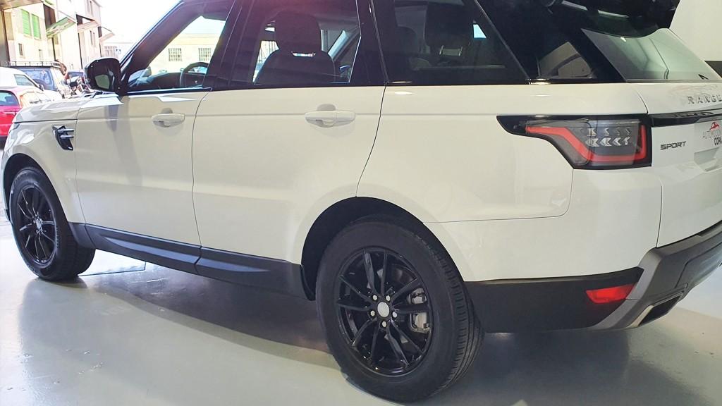 Lateral Range Rover Sport de segunda mano