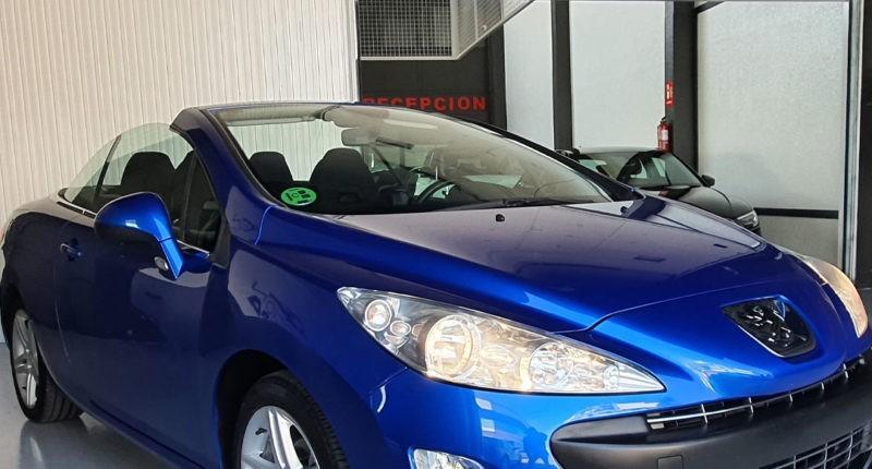 Faro PEUGEOT 308 CC Sport 1.6 VTI segunda mano