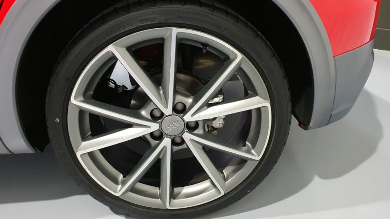 Rueda y llanta AUDI A1 Sportback S tronic