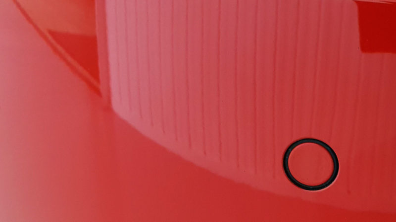 Audi A1 adrenalin rojo