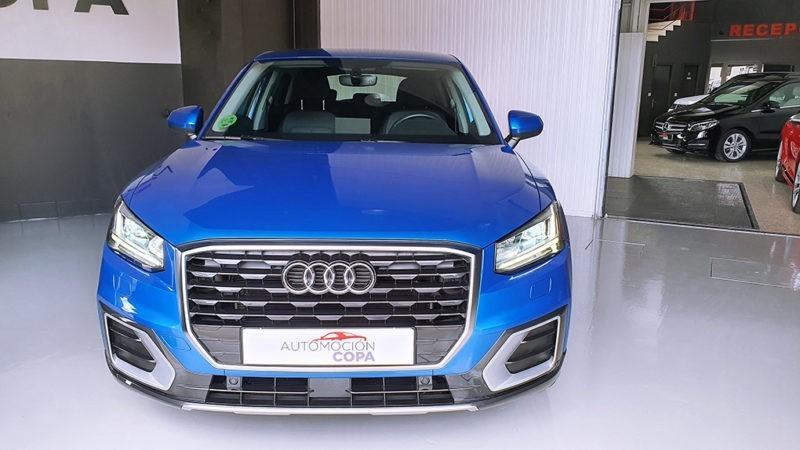 Audi Q2 segunda mano en Fuenlabrada