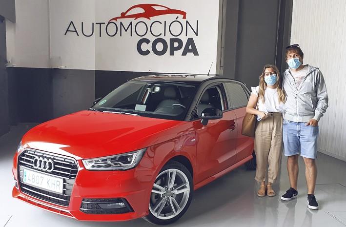 Compra de Audi Adrenalin segunda mano