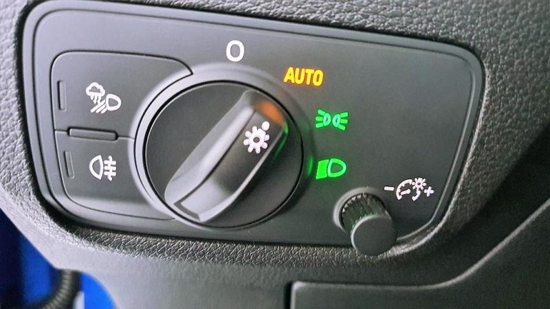 Botones luces e iluminacion
