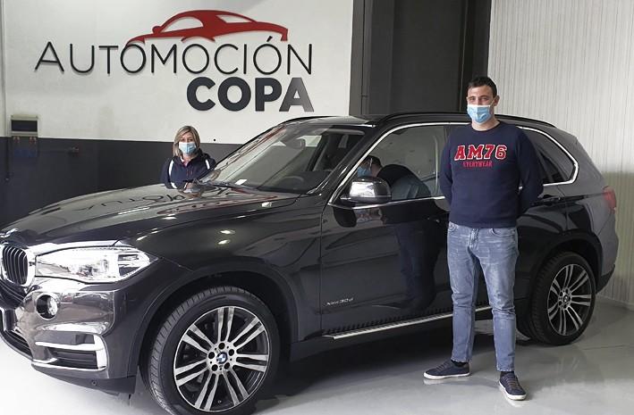 Opiniones Automoción Copa, cliente BMW