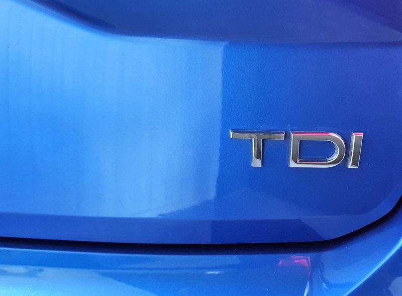 Audi Q2 segunda mano, inscripción TDI