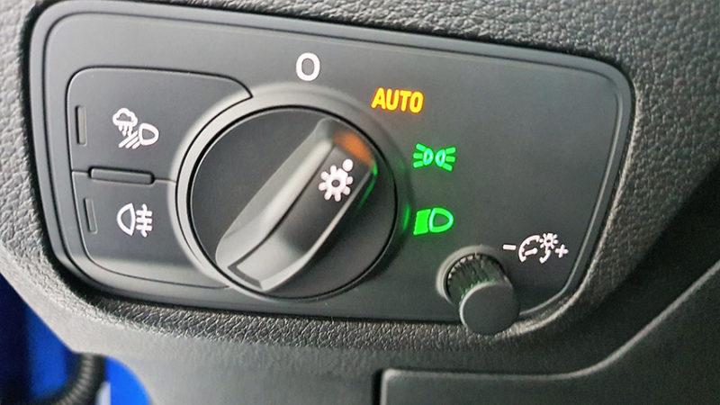rueda iluminación
