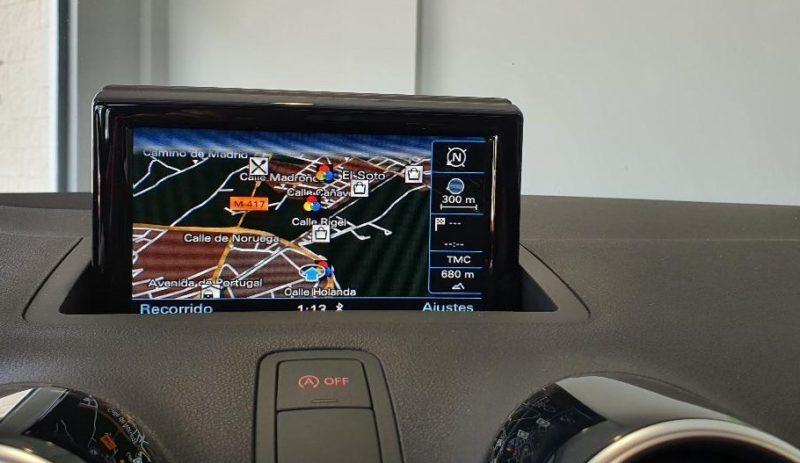 pantalla AUDI A1 Sportback 1.4 TFSI 125CV Adrenalin