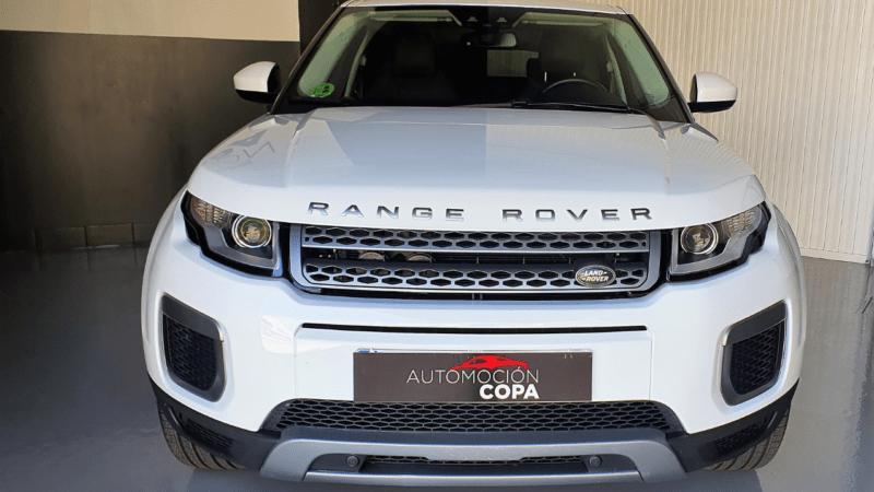 frontal LAND-ROVER Range Rover Evoque