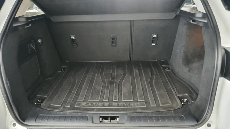 Maletero Range Rover Evoque