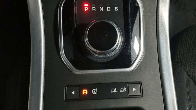 Marchas automáticas Range Rover Evoque