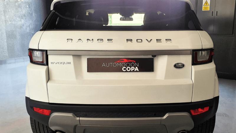trasero LAND-ROVER Range Rover Evoque 2.0L