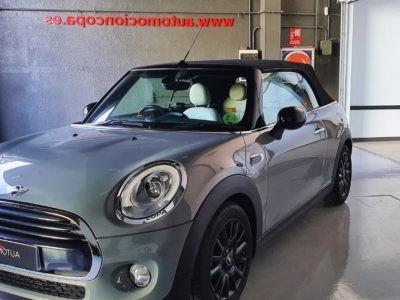 MINI Couper D Cabrio 2p