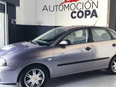 SEAT Ibiza 1.9 TDI 100CV de segunda mano