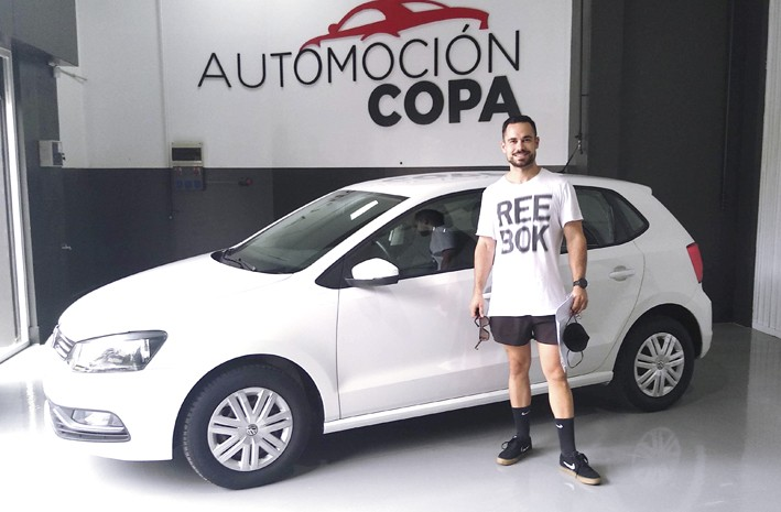 Entrega de un Volkswagen Polo