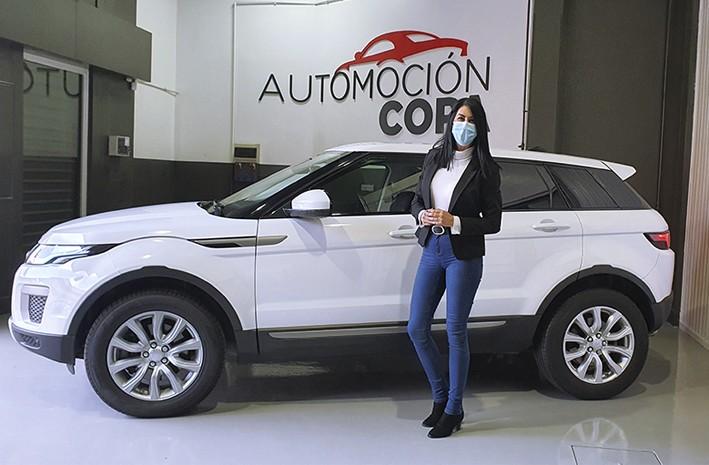 Cliente satisfecho Range Rover Evoque