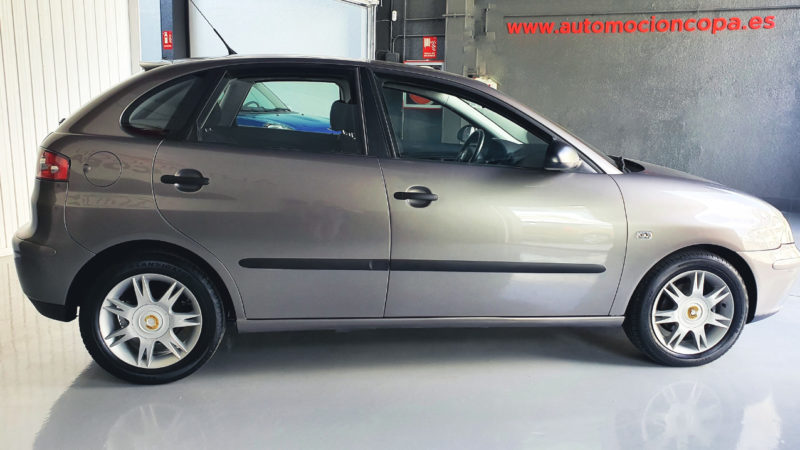 lateral derecho SEAT Ibiza 1.9 TDI de segunda mano
