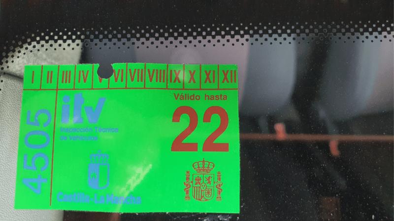 ITV Seat Ibiza