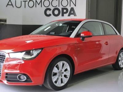 Audi A1 Atracttion de segunda mano